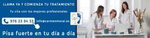 Banner Fascitis Plantar para Contacto