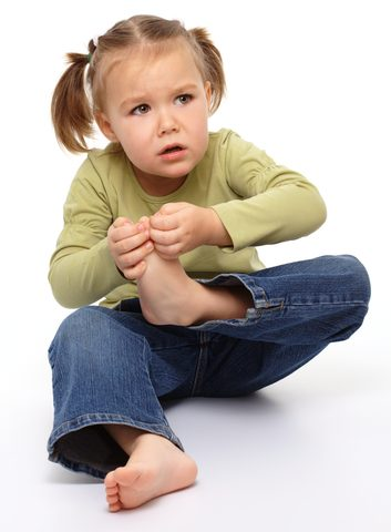 clinica de podologia infantil