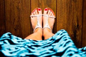 plantillas para pies