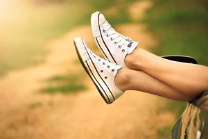 pies sanos en verano