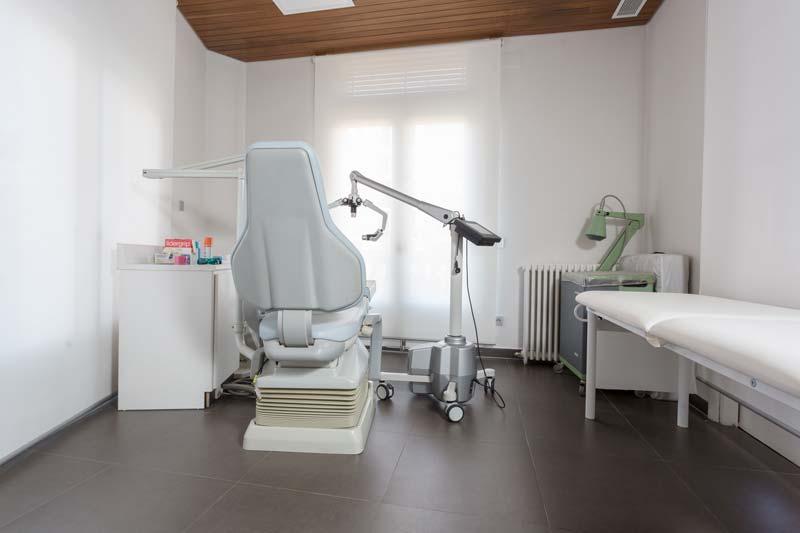 Sala de Tratamiento láser