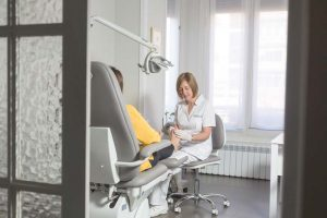 Sala clínica de podología