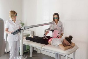 Tratamiento láser para el dolor